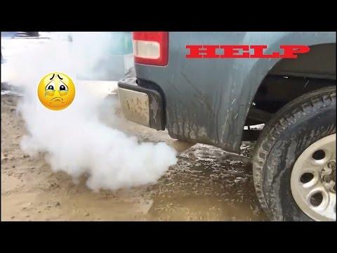 GM Puckup Truck Smoking on cold start