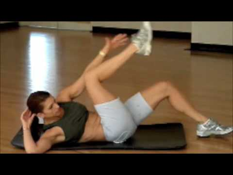 Rock Hard Abs  Workout