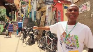 Reise durch Amerika - Brasilien - Favelas und Samba  [Doku HD]