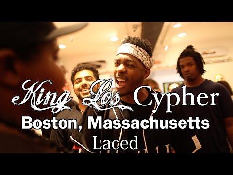King Los Annihilates Cypher - Boston, Massachusetts - King Los Battles Fans *Classic*