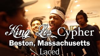 Download Video King Los Annihilates Cypher - Boston, Massachusetts - King Los Battles Fans *Classic* MP3 3GP MP4