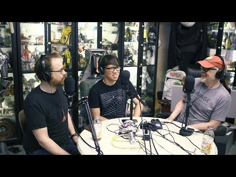 Avengers: Infinity War SPOILERCAST - Still Untitled: The Adam Savage Project - 5/1/18