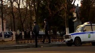 День милиции, документальный фильм, Озёры, М.О.