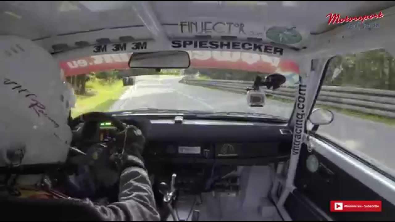 Glasbachrennen 2014 - Toyota Starlet 8V - Mikko Kataja Onboard