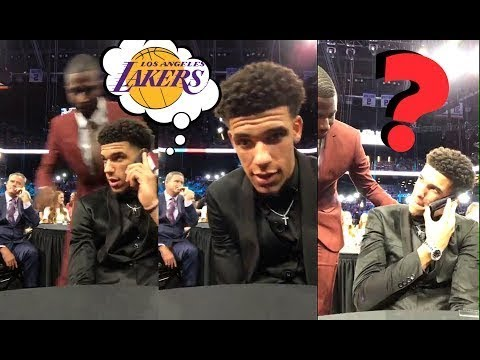 LaMelo Ball Gets ROASTED On Instagram Live Stream At NBA Draft new