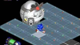 Sonic 3D Blast - The Final Boss