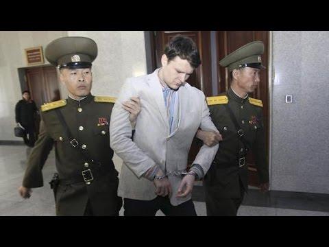 North Korea Sentenced US Student To Hard Labor For Petty Crime