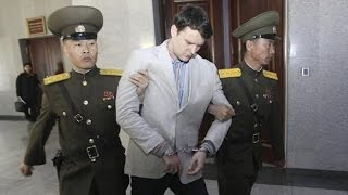 North Korea Sentenced US Student To Hard Labor For Petty Crime