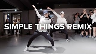 Simple Things (Remix) - Miguel ft. Chris Brown, Future / Sori Na Choreography