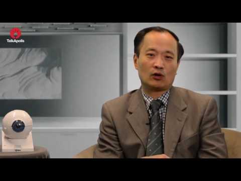 Dr  Ming Wang's 3D Laser Raindrop Inlay