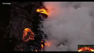 Hawaii's Kilauea volcano erupted Thursday prompting mandatory evacuation! | News Planet X