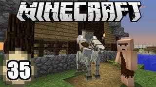 Minecraft Survival Indonesia - Kandang Kuda Tercinta! (35) thumbnail