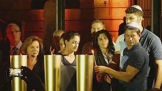 فيديو..إحياء ذكرى قتلى إسرائيل في أولمبياد 72 بالبرازيل