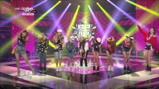 [HD] 130201 SNSD I Got A Boy+Ending @ Music Bank
