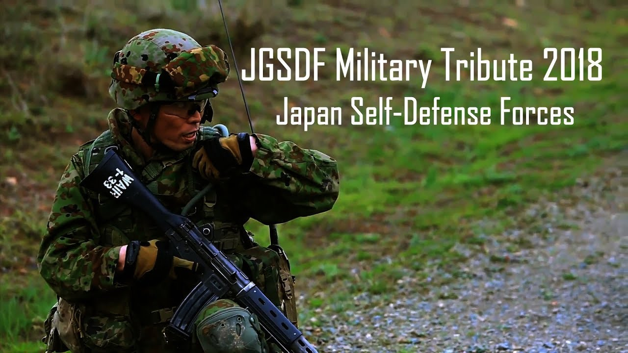 Japan Ground Self-Defense Forc...