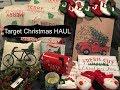 Target Christmas Haul