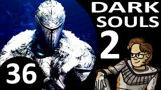 Let's Play Dark Souls 2 Part 36 - Brightstone Cove Tseldora, Weaponsmith Ornifex (Cleric, Blind)