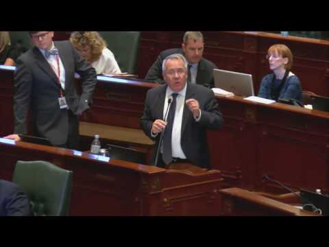 Illinois State Rep. Steve Andersson on the budget impasse