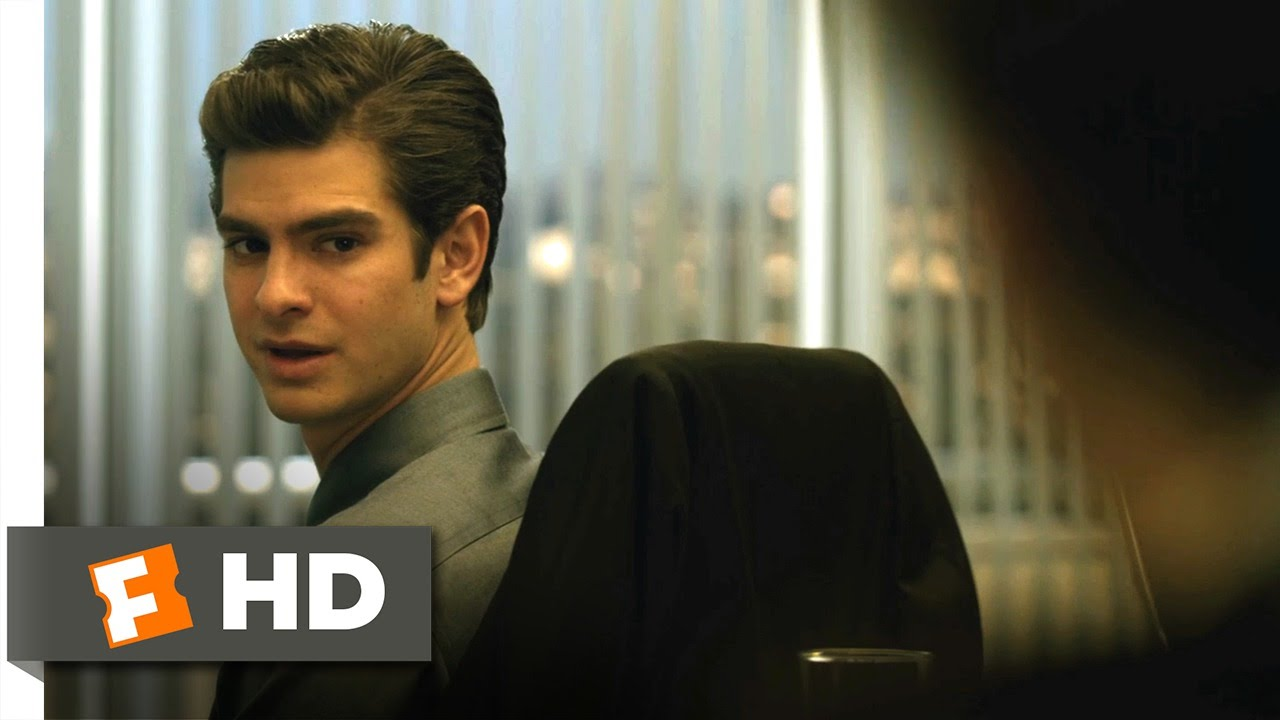 Download The Social Network (2010) - I Was Your Only Friend Scene (9/10) | Movieclips