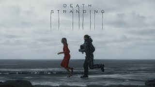 "Death Stranding - Mario And Princess ""Beach"" Scene"