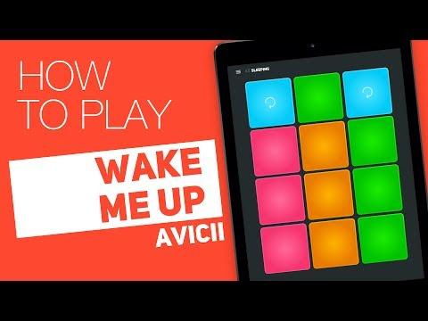 How to play: WAKE ME UP (Avicii) - SUPER PADS - Sleeping Kit