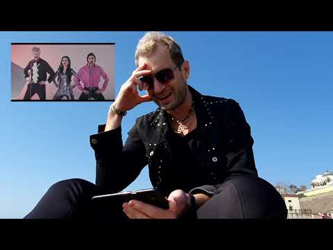 Реакция на Litttle Big - Uno Евровидение 2020 - Eurovision Reastion Russia