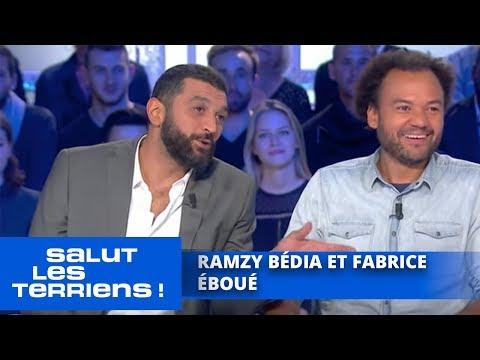 T'es au top ! Fabrice Eboué et Ramzy Bédia - Salut les Terriens