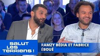T'es au top ! Fabrice Eboué et Ramzy Bédia - Salut les Terriens thumbnail