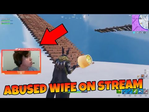Mrdeadmoth Beats Wife On Fortnite Stream And Gets Arrested Full