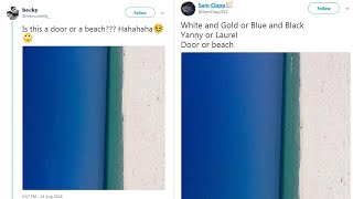 Does This Picture Show a Beach or a Door?