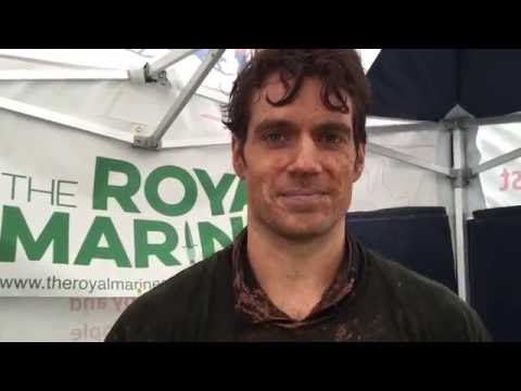 Exclusive: Henry Cavill Interview at the Commando Challenge