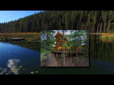 Experience Tumalo Lake Lodge Luxury Cabin Rentals in Bend Oregon