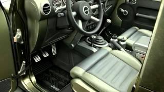 Jeep Gladiator Concept Videos