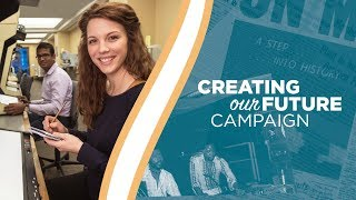 Creating Our Future Campaign, Minnesota Historical Society