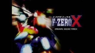 F-zero X: Expansion Kit Rollercoaster