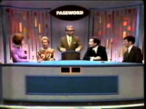 Password CBS Daytime 1966 #1