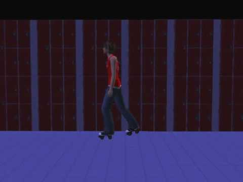 Scream (Sims 2) (High School Musical 3)