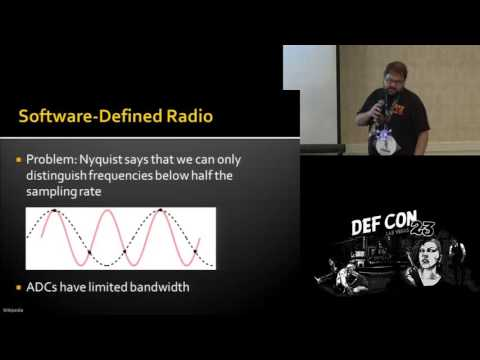 DEF CON 23 - Wireless Village - Karl Koscher - DSP for SDR