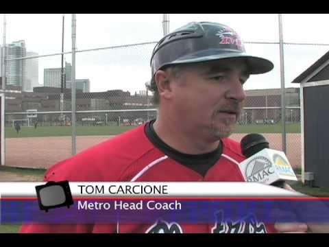 2010 Metro State Baseball vs Mesa State Game 3.mov