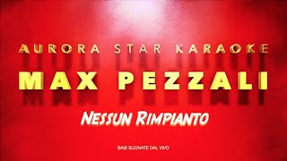 Max Pezzali [883] - Nessun Rimpianto (Aurora Star Karaoke)