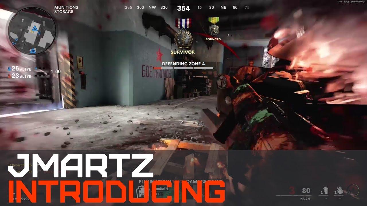 Introducing: JMartZ