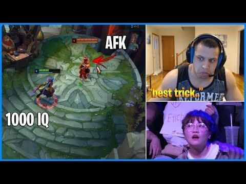 TF Blade walks into enemy base and gives enemy EXP so they can't remake | LoL Daily Moments Ep 499