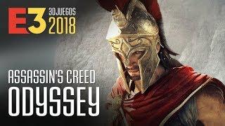ASSASSIN'S CREED ODYSSEY en 2018. ¡Lo hemos jugado!