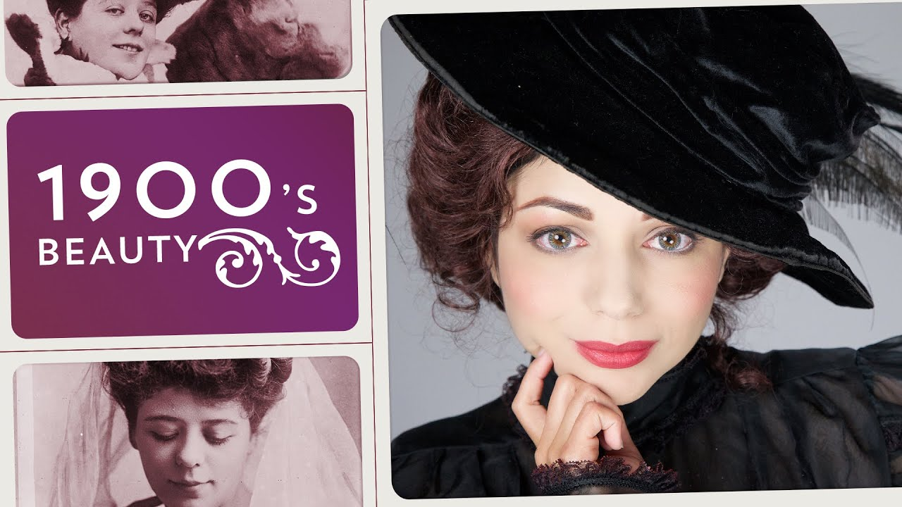 1900s gibson girl beauty tutorial throwback beauty 1900s gibson girl beauty tutorial throwback beauty charisma star youtube baditri Gallery