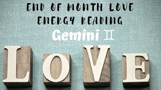 ♊ Gemini: Get back to what YOU LOVE! 💜💜👈🙏