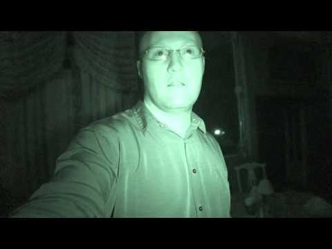 Haunted Double Eagle Restaurant Investigation Part 1, Las Cruces, NM 2012