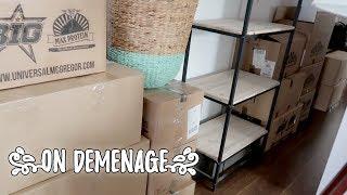 On déménage !!