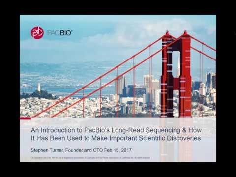 Webinar: An Introduction to PacBio's Long Read Sequencing
