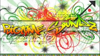 BIGTYME SOUNDZ - BOOTY CLAP (LEFTSIDE - BONG DIGGY BANG RIDDIM)