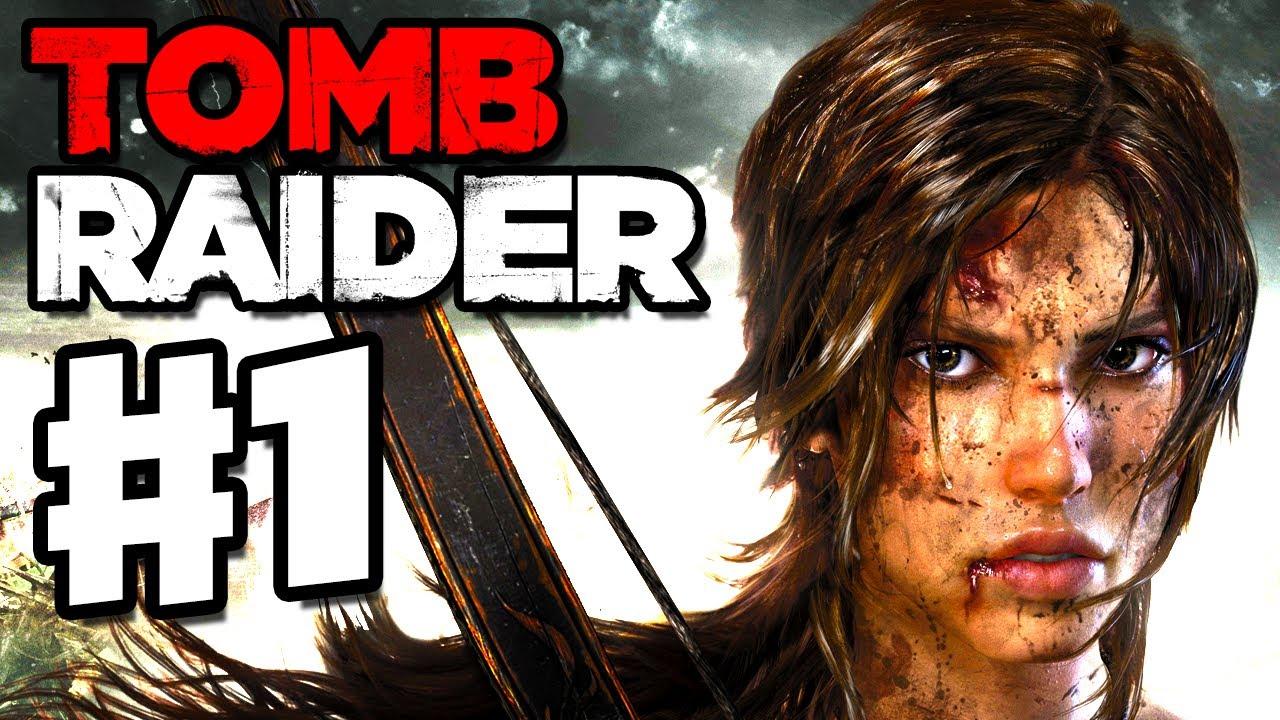 Tomb Raider 2013 Gameplay Walkthrough Part 1 Lara Croft Is